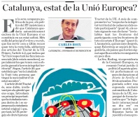 Catalonia, state of the European Union?